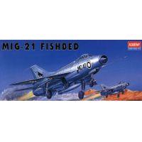 Academy 12442 MIG-21 Fishbed