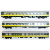 ACME 55118 Gyorsvonati személykocsi szett Express 172/173 Slovenska Strela, CSD V
