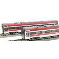 ACME 70203 Kiegészítő kocsiszett ETR400 Frecciarossa 1000 villamos motorvonathoz, FS VI, 2. készlet