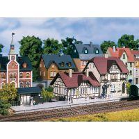 Auhagen 13321 Állomás, Moorbach