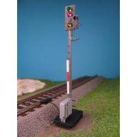 Alphamodell 5052 Főjelző, zöld/vörös/sárga, ÖBB