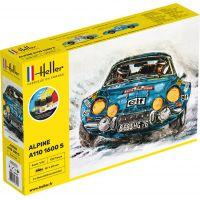 Heller 56745 Alpine A110 1600 S kezdő szett