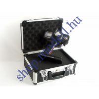 Alu rádió táska 305x230x155mm