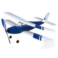 Aries gumimotoros balsa repülő