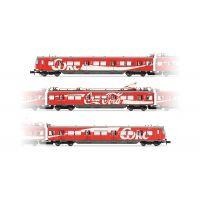 "Arnold HN2378 Electrical S-Bahn EMU, BR 420 DB AG, 420 239 ""Coca-Cola®"" DC Digital"