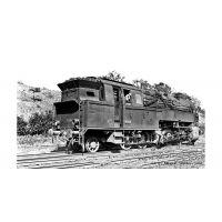 Arnold HN9036 Gőzmozdony BR 95, original boiler, coal fired, DB, Ep III
