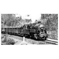Arnold HN9037 Gőzmozdony BR 95, original boiler, coal fired, DRG, Ep II