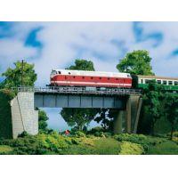 Auhagen 113441 Acél vasúti híd