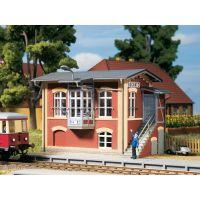 Auhagen 11411 Váltóőrház Oschatz