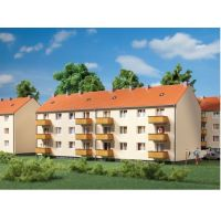 Auhagen 14472 Társasház /Mehrfamilienhaus/