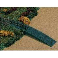 Auhagen 41198 Vasúti töltés habszivacsból, 1700 x 60 x 80 mm