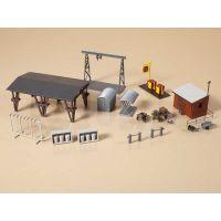 Auhagen 42654 Ipari kiegészítők, Nr.2., H0/TT