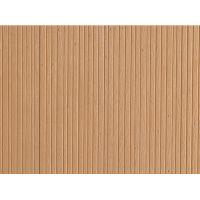 Auhagen 52418 Dekorlap, deszkafal, natúr, 100 x 200 mm