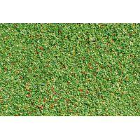 Auhagen 60822 Szóróanyag, virágos rét, világoszöld, 70 g