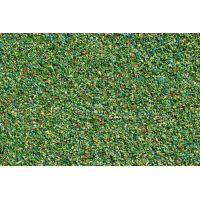 Auhagen 60823 Szóróanyag, virágos rét, sötétzöld, 70 g