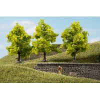 Auhagen 70935 Lombos fák, világoszöld7 cm, 3 db