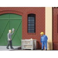 Auhagen 80212 Ipari ablakok L /Industriefenster L/