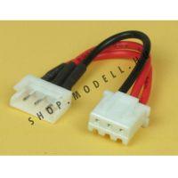 Balanszer adapter redmax-robbe