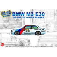 NUNU 24017 BMW M3 E30 '88 SPA 24 Hours Winner