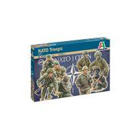 6191 ITALERI Nato katonák  (1980s) 1:72