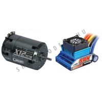 Brushless Combo SPX + 5.0T X12