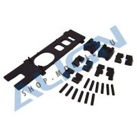 Carbon Frame Plastic Parts Set