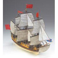 Corel HMS Peregrine fahajó makett