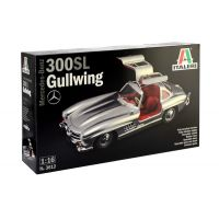 3612S ITALERI Mercedes Benz 300SL Gullwing  1/16