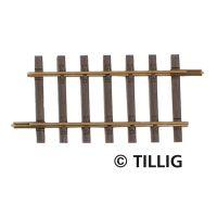 Tillig 85128 Egyenes sín G5 53 mm