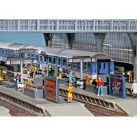 Faller 120186 Pályaudvari peron kiegészítők