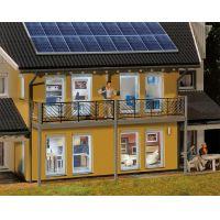 Faller 180545 Ház belső berendezés, világítással (LED-es)