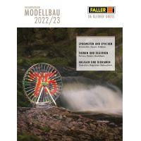 Faller 190909 Katalógus, 2022-2023