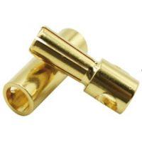 5.0mm-es bullet csatlakozó 1 pár