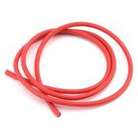 10-es AWG Kábel  1 méter PIROS