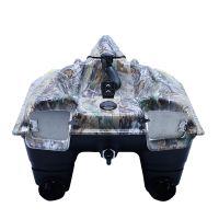 Fighter Pro v2 GPS+halradar profi etetőhajó - CAMO