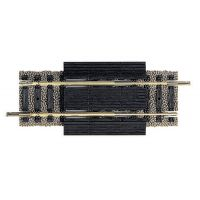Fleischmann 6110 Ágyazatos állítható hosszúságú modulsín, 80-120 mm