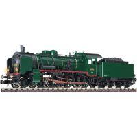Fleischmann 716882 gőzmozdony Serie 64 DCC SNCB