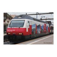 Fleischmann 731316 Villanymozdony Re 460 048-2 RailAway, SBB Ep.VI