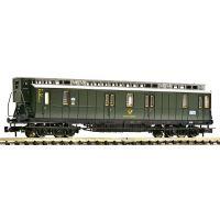 Fleischmann 804501 Oldalefellépős postakocsi, DB III