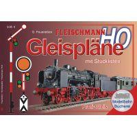 Fleischmann 81398 Pályatervező füzet Fleischmann PROFI ágyazatos sínekhez