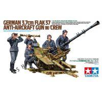 German 3.7cm Flak 37 Anti Airc