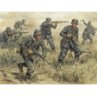 Italeri 6033 Német gyalogság