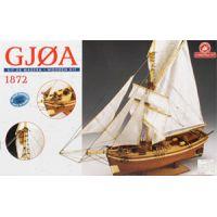 Constructo 80704 Gjoa, fa maketthajó