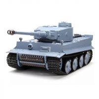 1/16 German Tiger I RC tank, füstmodullal