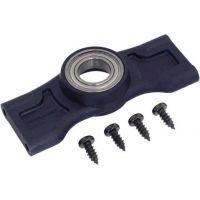 Hirobo 0412-204 Csapágytartó D=19 mm