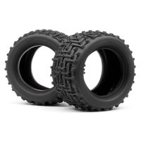 HPI 101308 Bullet MT Ammunition Tyres 2db