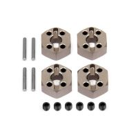 HPI 108020 ALUMINUM LOCKING HEX WHEEL HUB (12mm/4pcs)