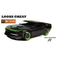 HPI 109299 Sprint 2 Sport RTR W/ 1969 Mustang RTR-X