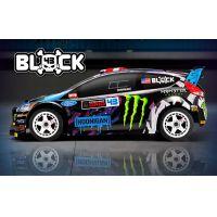 HPI 115383 KEN BLOCK 2015 FORD FIESTA ST RX43 WR8 FLUX