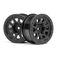 HPI 116840 CR-10 WHEEL 1.9 (fekete/2db)